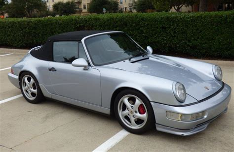 Porsche 964 Cabrio by Porsche 911 4 Cabriolet 964 1991 Manual