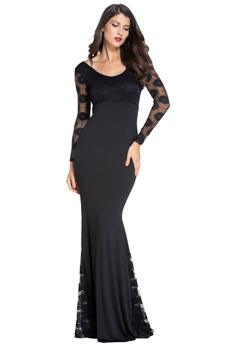 black cocktail black cocktail evening lace dress winkelmoment nl