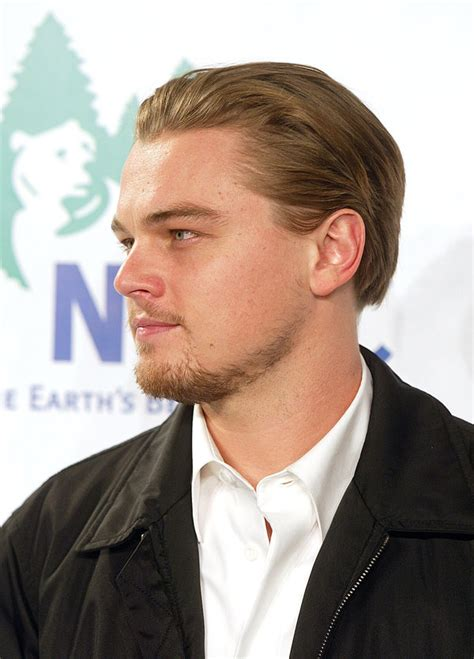 what is leonard dicaprio hairstyle called here s why leonardo dicaprio has never had a bad hair day