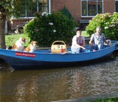 vaarbewijs fluisterboot fluisterboot de gouw huren in de rijp noord holland