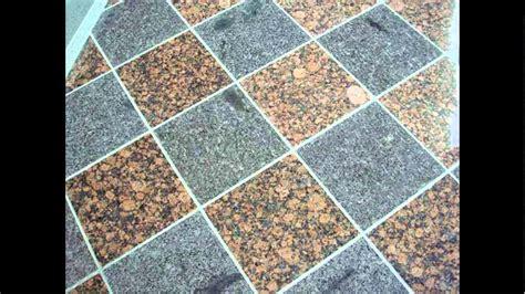 Granite Floor Tiles Youtube