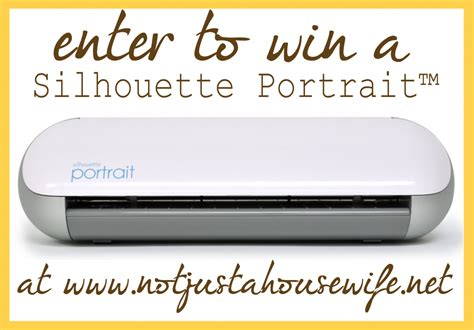 Silhouette Giveaway - silhouette portrait giveaway stacy risenmay