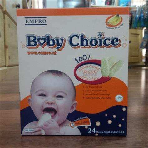 biskuit bayi baby choice  empro asibayicom