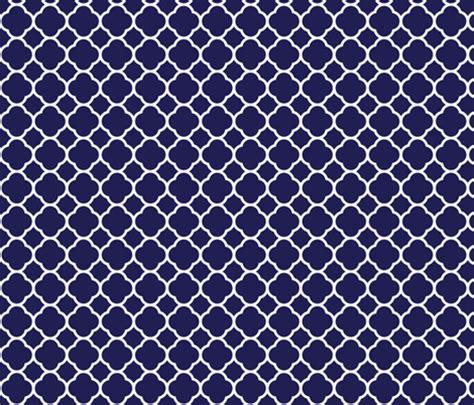 blue quatrefoil pattern navy blue quatrefoil sweetzoeshop spoonflower