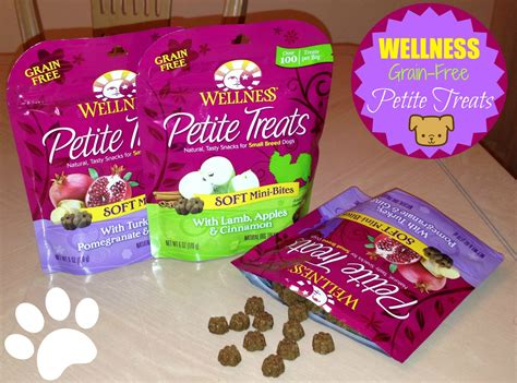 wellness puppy treats at big flavors for small dogs wellness treats review