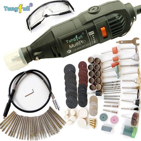 Dremel 707 01 75pcs Accessory Kit dremel style multipro drill carving pen soft shaft accessories 75pcs polishing top 30pcs burs