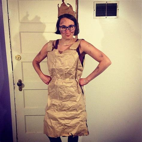 Paper Bag Process - paper bag princess costumes costumes and