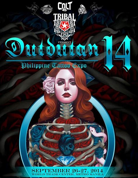 manila tattoo convention quot dutdutan 2014 quot philippine tattoo expo pinoy manila