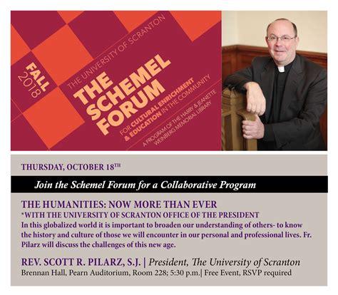 the schemel forum schemel forum uofslibrary news