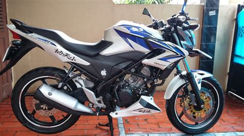 Tutup Tangki R By Ming Motor story of my cb150r april 2014