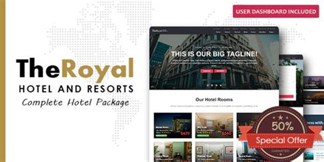 bootstrap templates for hotel reservation hotel booking template free download