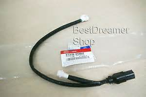 ignition coil harness wire for kia sportage spectra sephia oem 27310 2y052