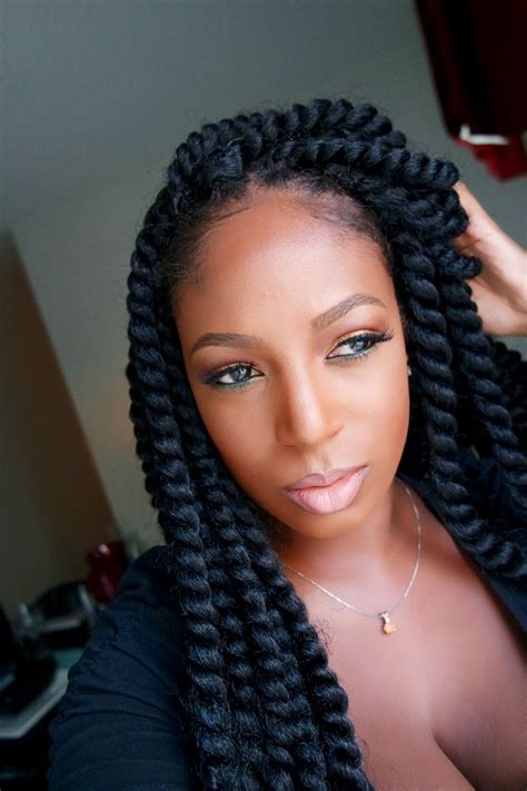 how to style crochet hair 52 best crochet braids hair styles with images