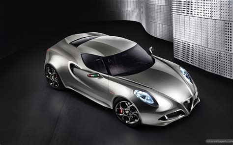 alfa romeo 4c concept 2013 alfa romeo 4c concept wallpaper hd car wallpapers