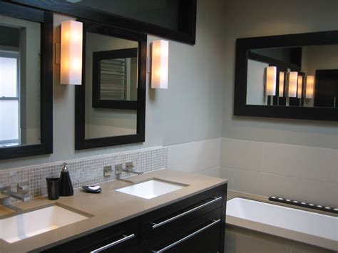 Modern Bathroom Renos Modern Bathroom Renovation Mc Painting And Renovations