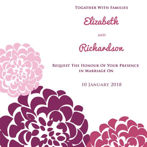 marriage invitation design marriage invitation design yaseen for