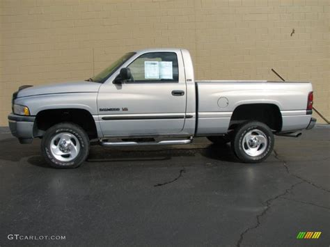 2001 dodge ram 1500 sport single cab engine information