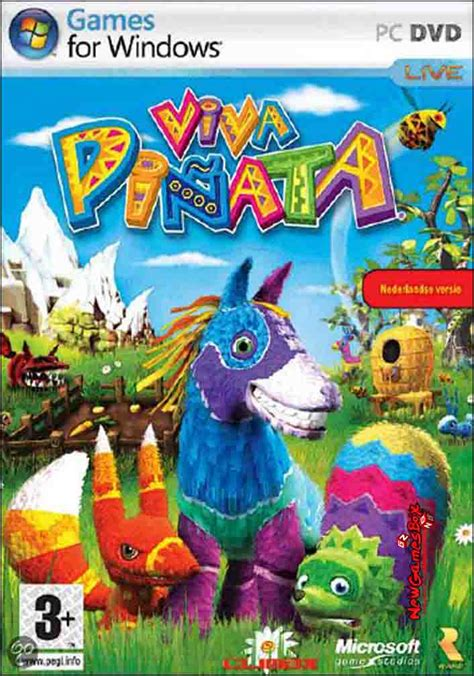full version viva video viva pinata free download full version pc game setup