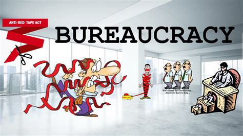 Bureaucracy by Nigeria Dear Director General You Are Not Allowed To