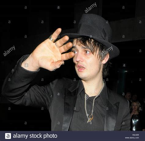 Pete Doherty Steals Cars Goes Free by Pete Doherty After A Babyshambles Gig At Jalouse