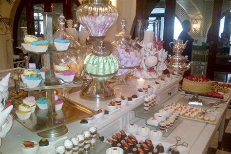 High Tea at The Oyster Box Hotel
