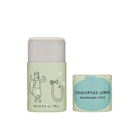 G Ox Fresh Deodorant Murah 1 lemon eucalyptus deodorant stick from meow meow tweet the detox market