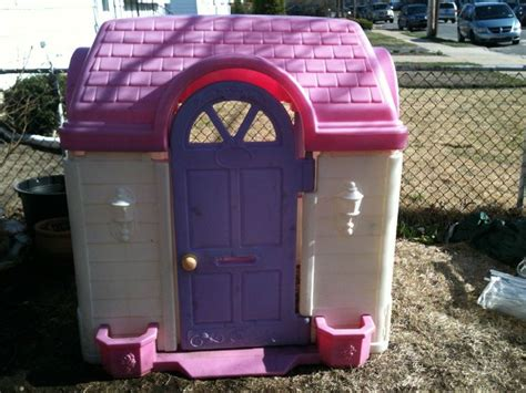 tikes pink cottage 55 best images about tikes playstuff n makeovers on