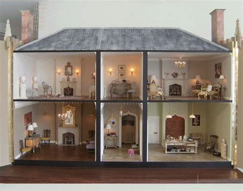 french dolls house 54 best french dolls houses inspiration images on pinterest dollhouses miniature
