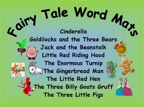 Tale Word Mat by Best Primary Teaching Resources Shop Teaching Resources