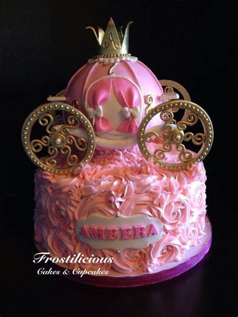 princess carriage cake cakecentralcom