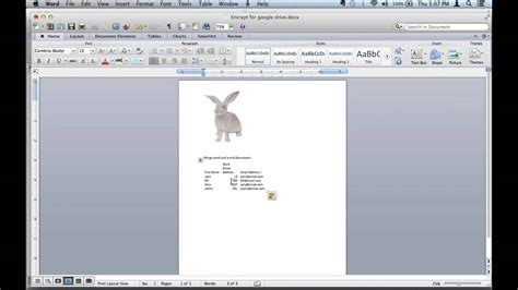 How To Merge Word Documents And Keep Formatting