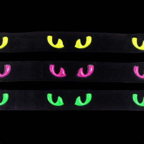 glow in the collar glow in the reflective cat collar