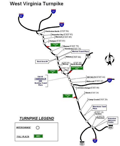 florida turnpike map turnpike map