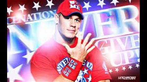 theme songs john cena wwe john cena theme song my time is now hd youtube