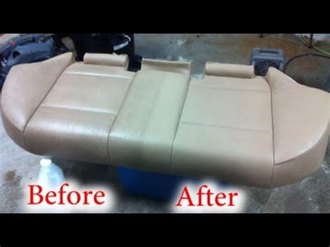How To Clean Leatherette Sofa by How To Remove Stains From Leather Seats Brokeasshome