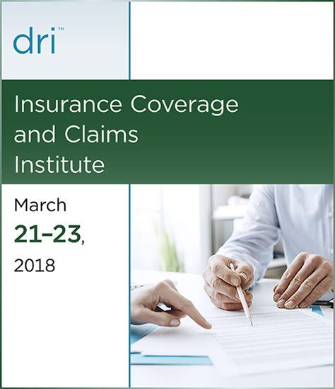 Display event   Insurance Coverage and Claims Institute