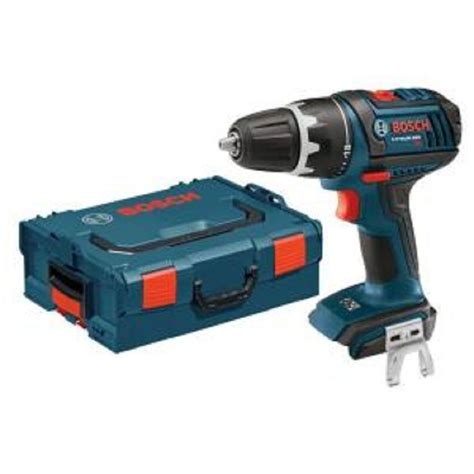 Bosch Driver bosch 18 volt lithium ion cordless 1 2 in hammer drill driver kit with and exact fit
