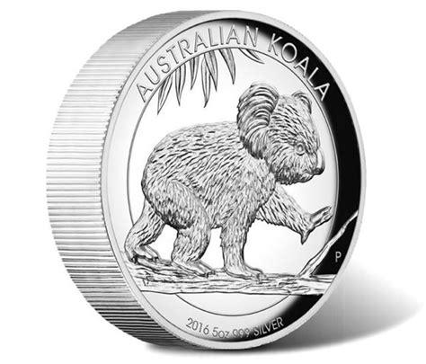 Australian Koala Silver Coin 2016 perth mint 2016 2017 australian collector coins for october coin news