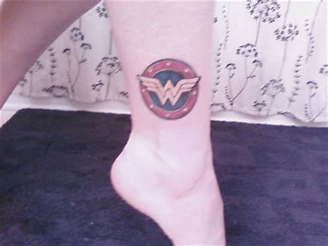 wonder woman wrist tattoo pictures photos