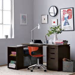Small L Shaped Desk Home Office L Shaped Wooden Desk Decoist