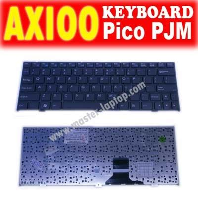 Keyboard Notebook Axioo Pico mobile version larger keyboard axioo pico pjm 812