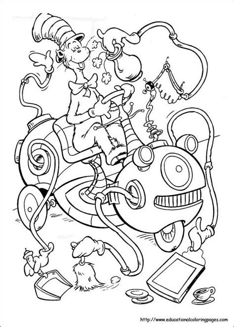 coloring pages dr seuss birthday best 25 dr seuss coloring pages ideas on pinterest dr