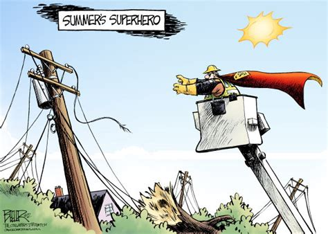 electrical lineman memes