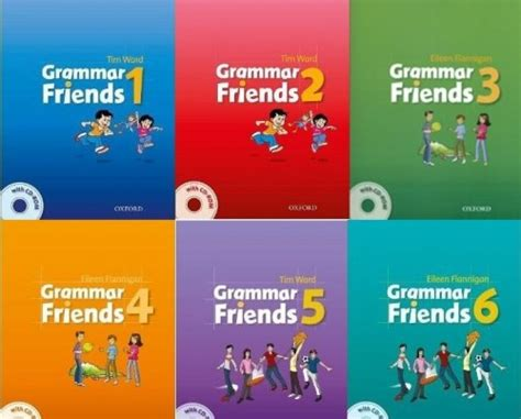 grammar friends 6 students 0194780171 английский язык tim ward eileen flannigan grammar friends 1 6 student s books teacher s