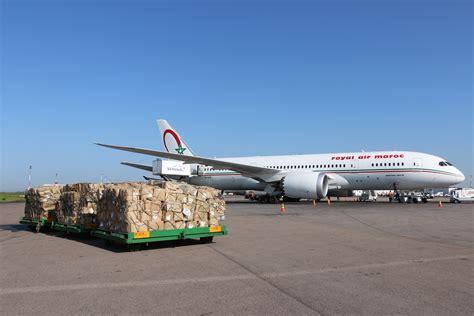 convention de partenariat entre l asmex et royal air maroc cargo la nouvelle tribune