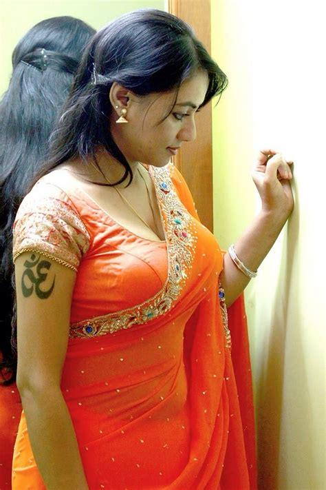 hot photos with saree hot in saree madhuchanda kannadatimes