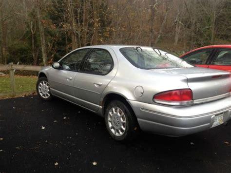 2000 Chrysler Cirrus Lx by Find Used 2000 Chrysler Cirrus Lx Sedan 4 Door 2 0l In