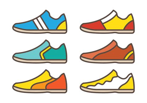 shoes vector futsal shoes free vector stock graphics