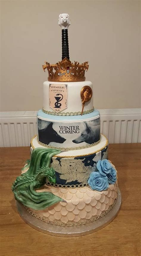 Hochzeitstorte Gamer by Of Thrones Designer Cakes And Cupcakes Cakes And