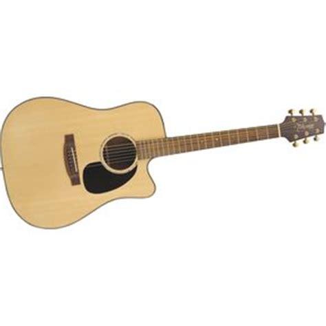 S34cfm Gitar Akustik Elektrik takamine guitars